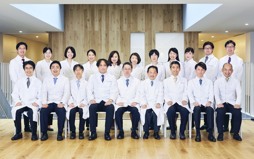 国立がん研究センター 中央病院 先端医療科のスタッフ一同